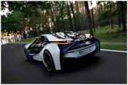 Знакомство с BMW Vision EfficientDynamics состоится этой осенью