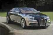 Серийный седан Bugatti по цене 1,5 миллиона долларов