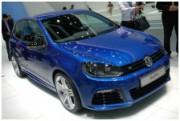 Мощный хэтчбек Golf R20 от Volkswagen