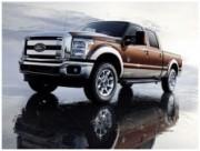 Компания Ford обновила пикап Super Duty