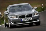 Новая «пятерка» от BMW уже с января 2010 года поступит в продажу